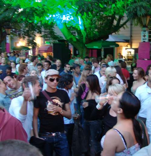 from Hector gay pride festival 2007